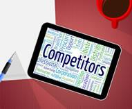 Lernen Sie Ihre Konkurrenten