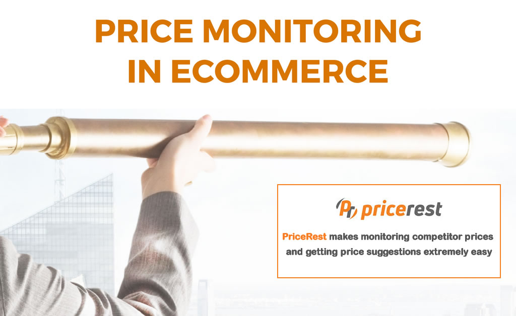 monitoring competitor prices and getting price suggestions