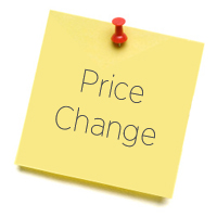 Price Changes