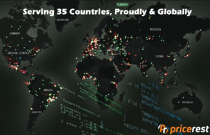 Serving 35 countries price monitoring software