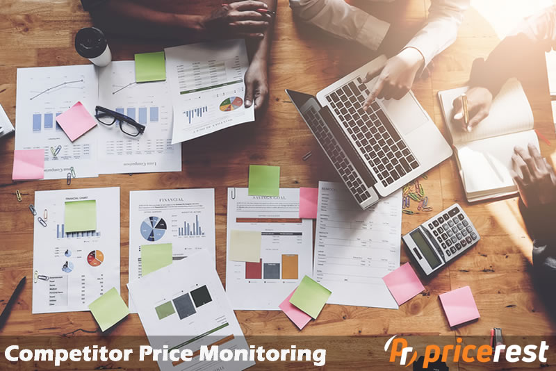 Competitor Price Monitoring Software