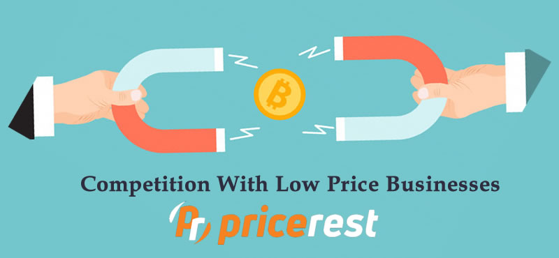 Competition With Low Price Businesses