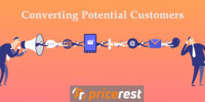 converting potential customers